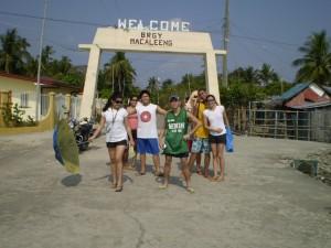 Barangay Macaleeng