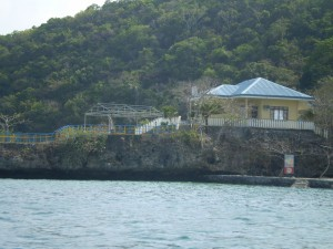 Pinoy Big Brother House in Hundred Islands