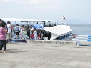 Ferry Puerto Galera
