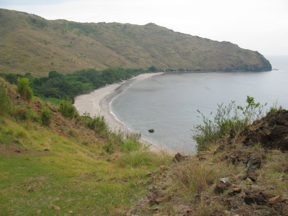 other beach in anawangin