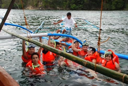 Snorkeling Puerto Galera