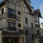 A house at Deux Pointe Crosswinds Tagaytay