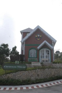 Christmas Village at Crosswinds Tagaytay