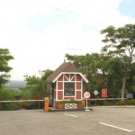 Entrance of Crosswinds Tagaytay