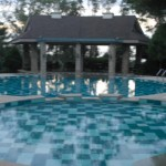 Pool at Crosswinds Tagaytay