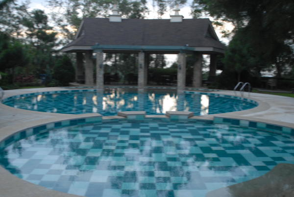 Pool at Crosswinds Resort Suites