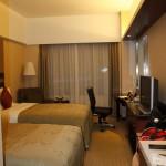 Superior room at Shangri-la Hotel Harbin, China