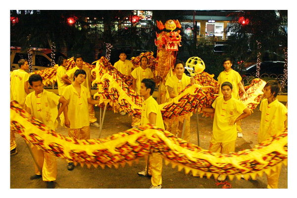 Chinatown Dragon and Lion Dance Group