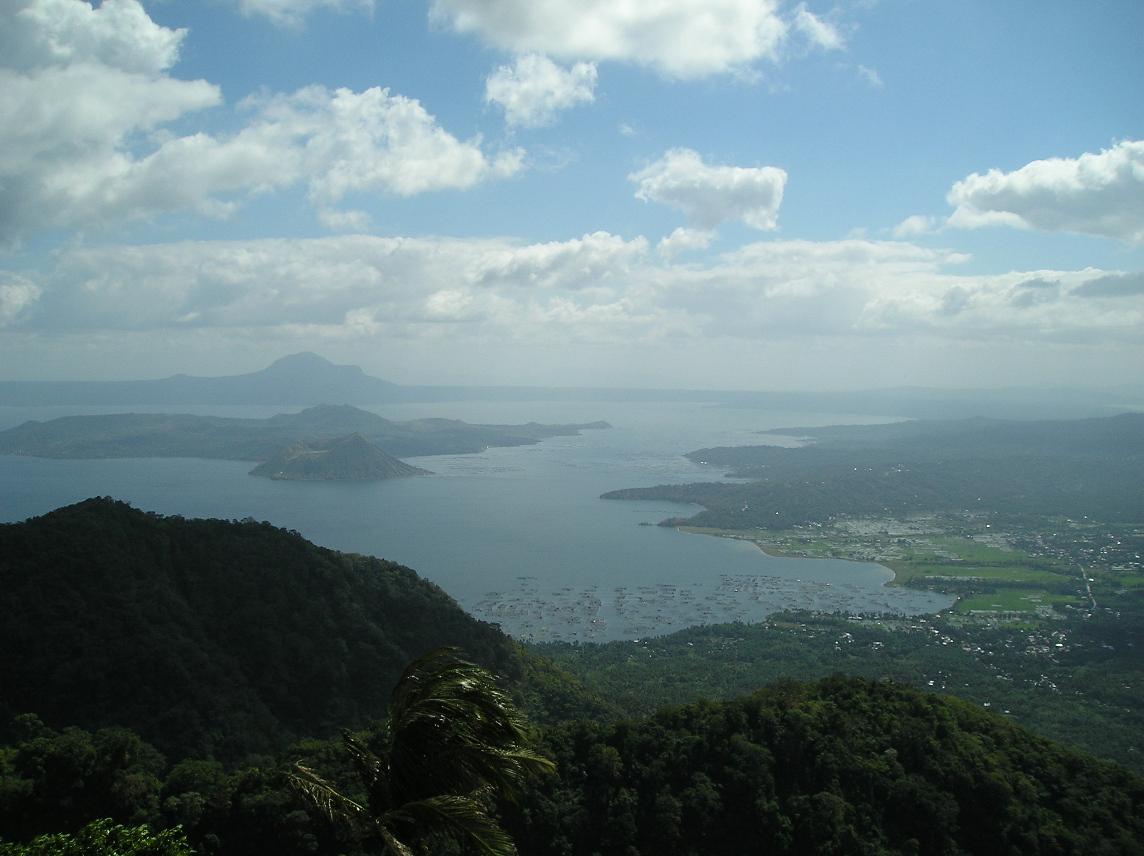 Taal Volcano