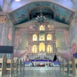 Altar Baclayon Church