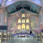 Altar Baclayon Church