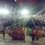 Apad Dancers Performing