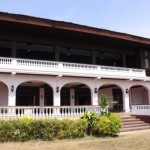Back of Malacañang of the North
