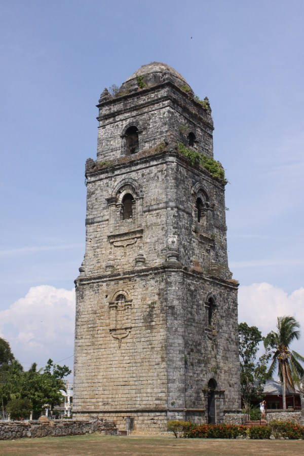 Bell Tower of Paoay Church