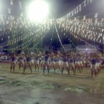 Bukal Dancers Performing
