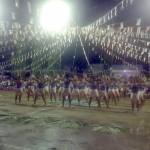 Bukal Dancers Performing