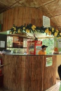 Counter Floating Restaurant Loboc River