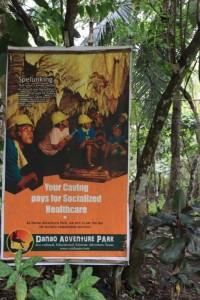 Danao Caving Poster