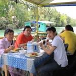 Dining Floating Restaurant Loboc River