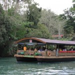 Floating Restaurant Loboc River