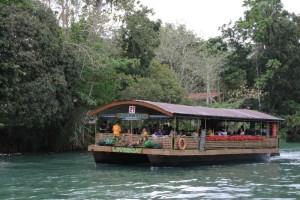 Floating Restaurant Loboc River