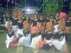 Gango Dancers