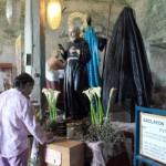 Inside Baclayon Church