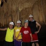 Inside Kamira Cave