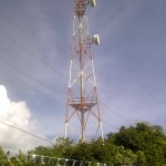 Jomalig Communications Tower