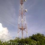 Jomalig Communications Tower