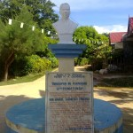 Jomalig Foundation Day Monument