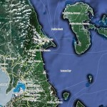 Jomalig Island as seen from Wikimapia