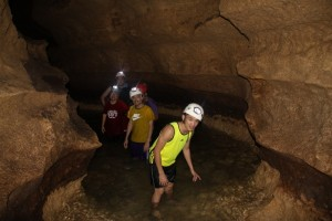 Kamira Cave in EAT Danao, an Adventure Park