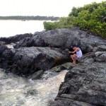 Kanaway Island Rocks