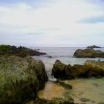 Kanaway Island Rocky Beach