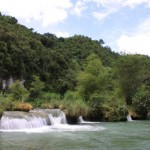 Loboc River Waterfalls