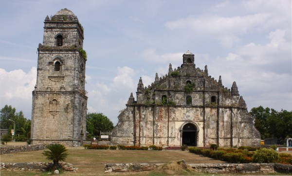 San Agustin Church in Paoay