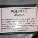 Pulpito Note