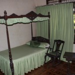 A Bedroom inside Malacañang of the North