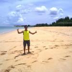 Salibungot Beach, Jomalig Island