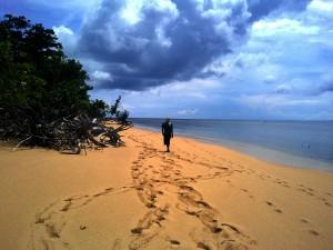 Salibungot Beach near Sadong
