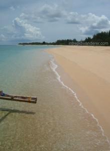 Salibungot Beach Shore