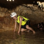 Spelunking Kamira Cave