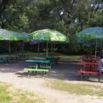 Sun Island Benches