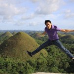 Top of Chocolate Hills