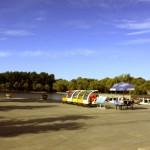 Watercrafts in Sun Island