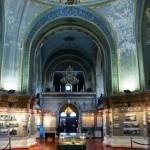 Inside Saint Sophia Cathedral in Harbin