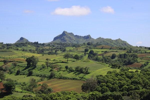 Mount Batulao in Nasugbu, Batangas