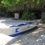 Ravenala Resort Boat