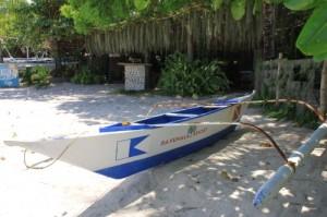 Ravenala Resort Boat